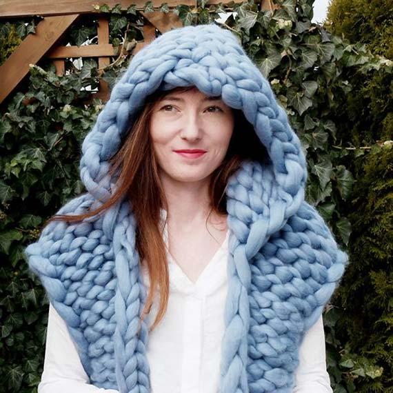 chunky-knit-merino-PANAPUFA-hoody-vest