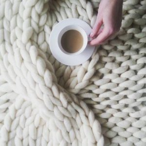 cable blanket
