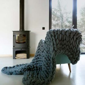 chunky large blanket