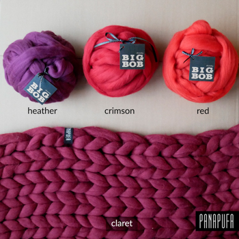 super-giant-chunky-yarn--merino-wool-roving-in-red-color-red-shades