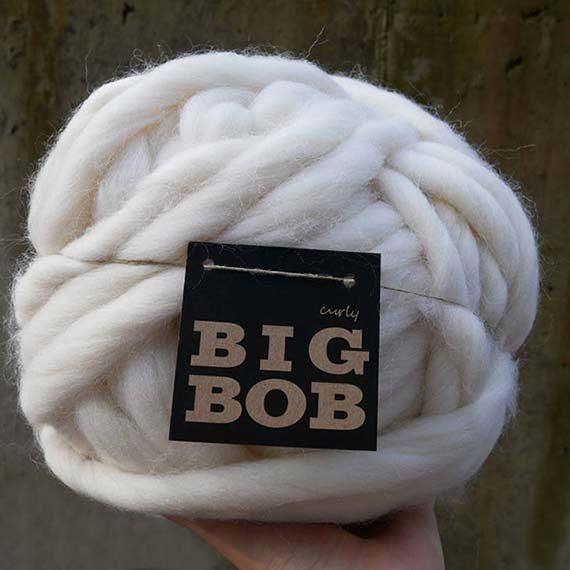 PANAPUFA handspun yarn