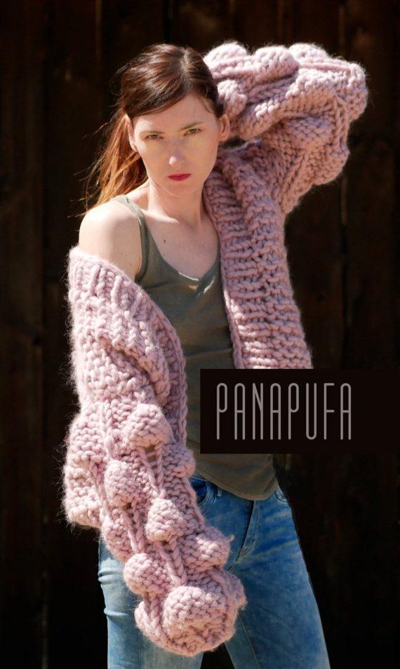 chunky-knit-oversize-sweater-aplaca-raspberry-cardigan-dusty-pink-view