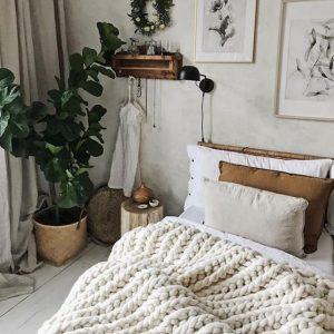 scandinavian-chunky-knit-blanket-merino-throw-herringbone