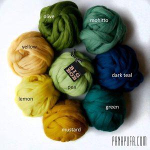 chunky-knit-yarn-merino-wool-arm-knitting-DIY-28