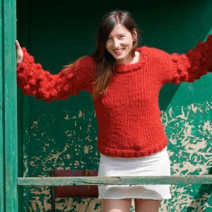 chunky-knit-alpaca-red-bubbles-sweater-raspberry-cardigan-1180586