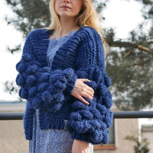 chunky-knit-alpaca-cardigan-panapufa-luxurious-fashion-trends-navy-blue-color