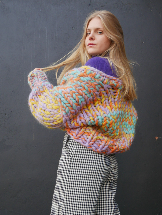 luxurious-chunky-yarn-knit-colorful-melange-cardigan-panapufa-6